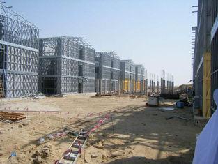 China Stahlrahmen-Wohngebäude-/Taifun-Widerstand fabrizierte Häuser vor fournisseur