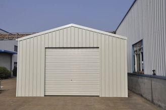 China Vorfabrizierte Metallauto-Hallen fournisseur