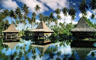 China Vorfabrizierter Bali-vorfabriziertbungalow, Overwater-Bungalows für Erholungsort Malediven fournisseur