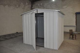 China Feuchtigkeitsfester Bau, den Stahlmetallauto/verschüttet, Weiß schützt fournisseur