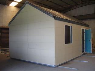 China Helle Stahlkonstruktions-bewegliche modulare Häuser/faltbares kleines modulares Fertighaus fournisseur