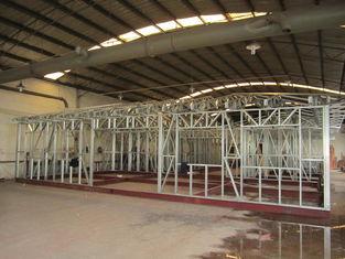 China Leichte helle Stahlrahmen-Häuser fournisseur