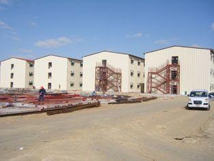China Vorfabriziertes Wohngebäude, Stahlkonstruktion, Bürogebäude fournisseur