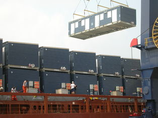 China Wirtschaftliche bevorzugte moderne modulare Ausgangsausrüstungen mit fertiger Oberfläche fournisseur