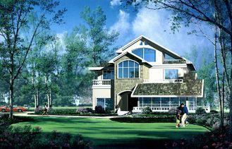 China Haus vorfabriziert, hohes Isolierungs-Landhaus mit PVC gleitendes Windows fournisseur