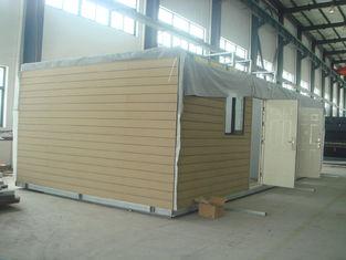 China Bauen Sie schnell modulare Ausgangsenergiesparende modulare vorfabriziertvorfabrizierthäuser zusammen fournisseur
