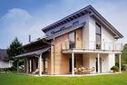 China Standardluxusvorfabriziertstahlkonstruktions-Landhaus Australiens/modulares vorfabrizierthaus usine