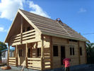 Tropischer Bungalow/Holzhäuser Feuchtigkeits-Belüftung Overwater