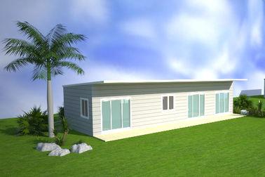 China Multi Funktions-vorfabrizierte australische Oma-Ebenen-kleines modulares Haus distributeur