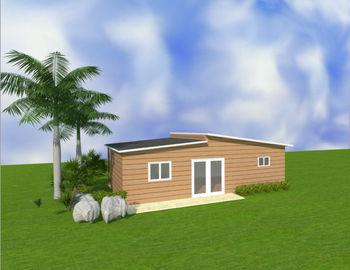 China Australische tragbare Oma-Ebenen-billige modulare Häuser/kleine vorfabrizierthäuser distributeur
