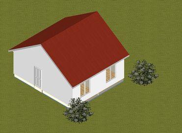 China Mutifunctions-Modernisierungs-Fertighaus-Licht-Stahlkonstruktions-Sozialwohnung distributeur