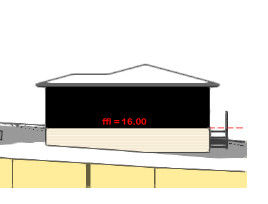 China Hohe Leistungsfähigkeits-modulares Haus-Fertiglandhaus 0.75mm/0.95mm/1.15mm Stahlrahmen distributeur