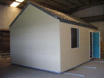 China Helle Stahlkonstruktions-bewegliche modulare Häuser/faltbares kleines modulares Fertighaus distributeur