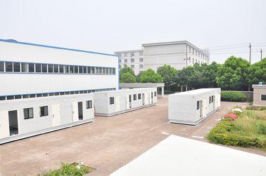 China 100% fertige modulare vorfabrizierthäuser für Büro, für Schlafzimmer distributeur