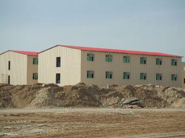 Niedrige Kosten-Fertighandelsgebäude/Fertigmetallgebäude Energie Saveing