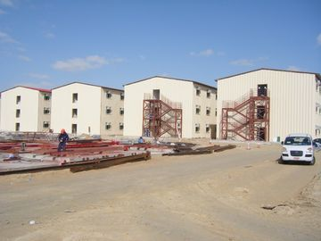China Vorfabriziertes Wohngebäude, Stahlkonstruktion, Bürogebäude distributeur