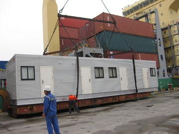 China Architekt entwarf modulare Häuser/Licht-breiten modularen StahlTabernakel distributeur