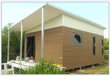 China Helle Stahlkonstruktions-australische Oma-flaches/faltbares Haus mit Leichtgewichtler distributeur
